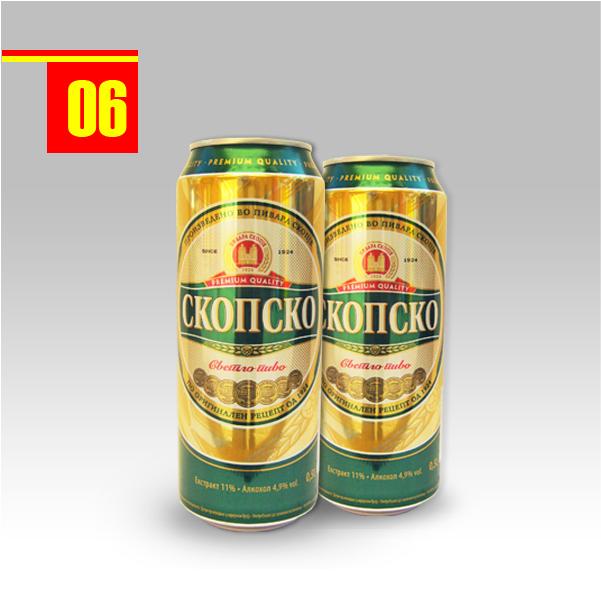 Скопско лименка 0,5l
