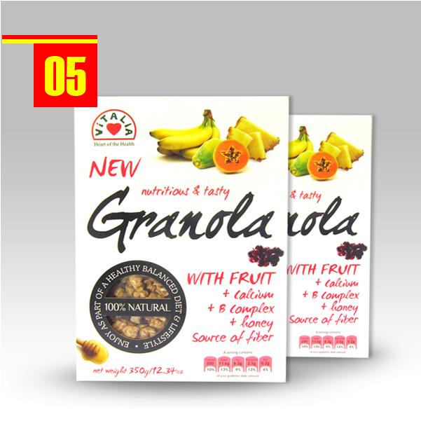 Vitalia Granola