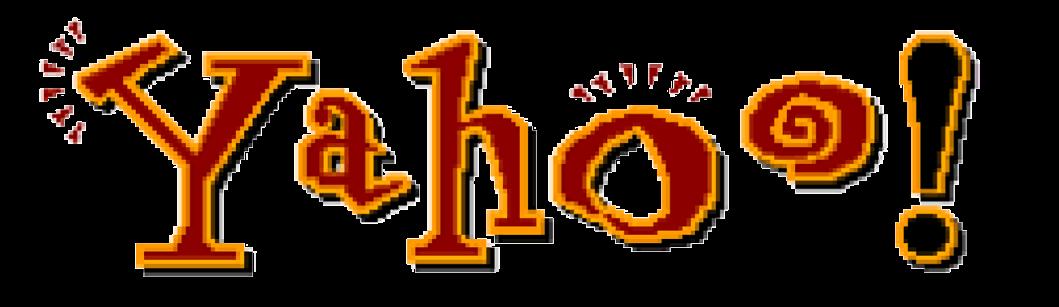 Yahoo's newest logo